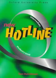 Cover of: New Hotline
