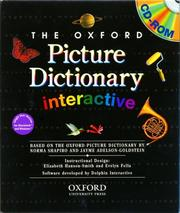 Cover of: The Oxford Picture Dictionary Interactive CD-ROM | Norma Shapiro