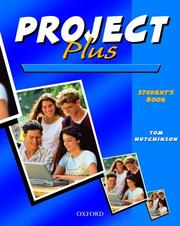 Cover of: Project Plus
