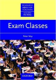 Cover of: Exam Classes (Resource Books for Teachers)