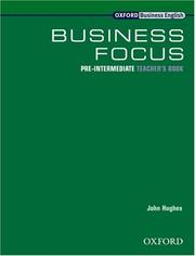Cover of: Business Focus (Oxford Business English)