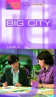 Cover of: Big City