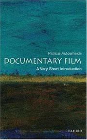 Cover of: Documentary Film