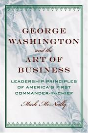 Cover of: George Washington and the Art of Business