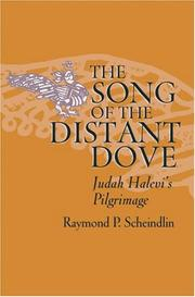 Cover of: The song of the distant dove