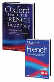 Cover of: Essential French Dictionary Set |