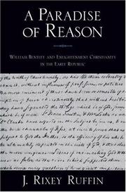 A paradise of reason by J. Rixey Ruffin