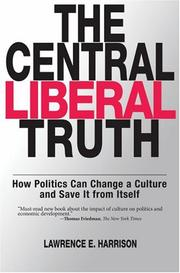 Cover of: The Central Liberal Truth