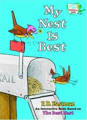Cover of: My Nest Is Best