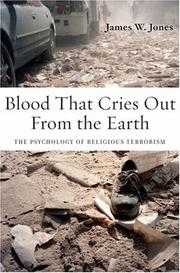 Cover of: Blood That Cries Out From the Earth