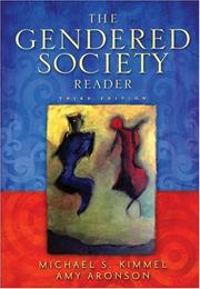 Cover of: The gendered society reader