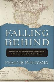 Cover of: Falling Behind