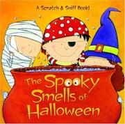 Cover of: The Spooky Smells of Halloween (Scented Storybook)