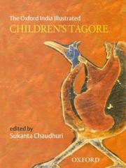 Cover of: The Oxford India Illustrated Children's Tagore (Oxford India Collection)