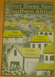 Cover of: Short Stories From Souther Africa |