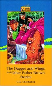 Cover of: The Dagger and Wings and Other Father Brown Stories | G. K. Chesterton