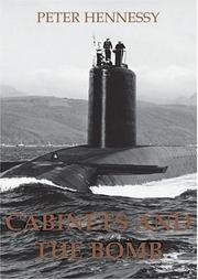 Cover of: Cabinets and the Bomb (British Academy Occasional Paper)