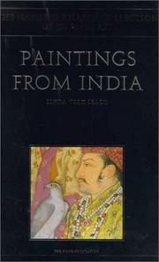 Cover of: PAINTINGS FROM INDIA | Linda Leach