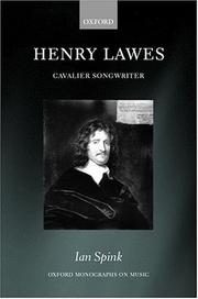Cover of: Henry Lawes