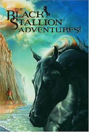 Cover of: Black Stallion Adventure Set