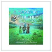 Cover of: A Song in Bethlehem