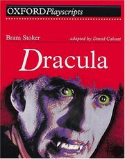 Cover of: Dracula (Oxford Playscripts S.)
