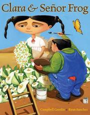Cover of: Clara and Senor Frog