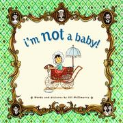 Cover of: I'm not a baby!