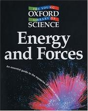 Cover of: Energy and Forces (Young Oxford Library of Science)