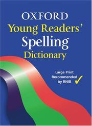 Cover of: Oxford Young Reader's Spelling Dictionary