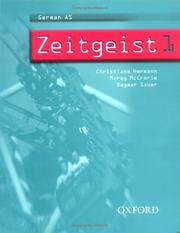 "Cover of: Zeitgeist | ""Hermann"""