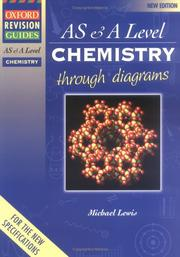 Cover of: Advanced Chemistry Through Diagrams