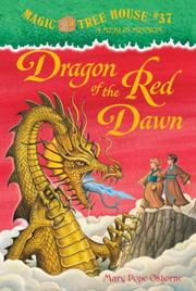 Cover of: Dragon of the Red Dawn (A Stepping Stone Book(TM))