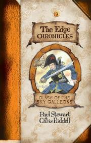 Cover of: Edge Chronicles 9: Clash of the Sky Galleons (Edge Chronicles, The)