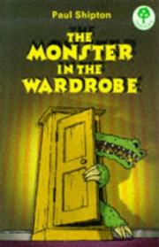 Cover of: The Monster in the Wardrobe (Treetops)