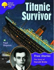 Cover of: Oxford Reading Tree: Stage 11: True Stories: Titanic Survivor