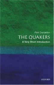 Cover of: The Quakers