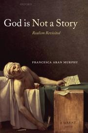 Cover of: God Is Not a Story