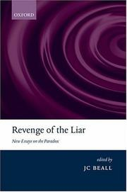 Revenge of the Liar by JC Beall