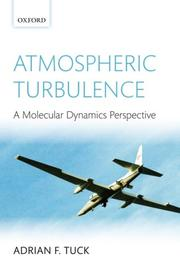 Cover of: Atmospheric Turbulence | Adrian Tuck