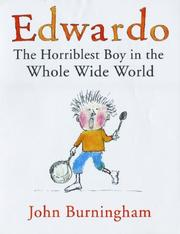 Cover of: Edwardo | John Burningham