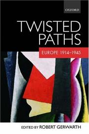 Cover of: Twisted Paths | Robert Gerwarth