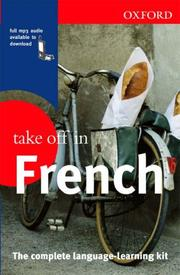 Cover of: Oxford Take Off In French (Take Off in) | Oxford Dictionaries