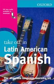 Cover of: Oxford Take Off In Latin American Spanish (Take Off in) | Oxford Dictionaries