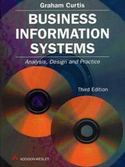 Business Information Systems by Graham Curtis, Grahame Curtis