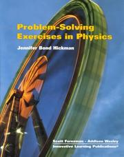 Cover of: Problem-solving exercises in physics