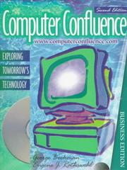Cover of: Computer Confluence Business with CD and Web Guide