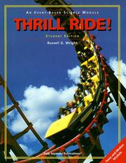 Cover of: Thrill Ride!