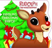 Cover of: Rudolph's Christmas Party! | Mary Man-Kong