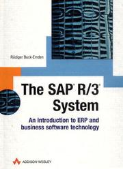 Cover of: SAP R/3 System | Rudiger Buck-Emden